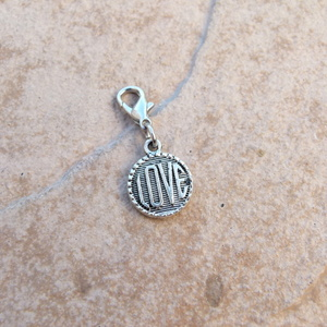 Love Clip on Charm