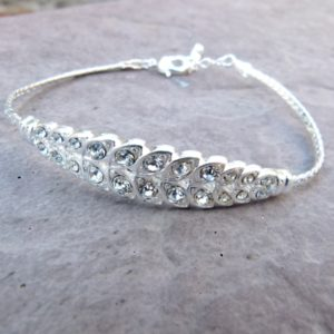 Bling Bangle with Diamante