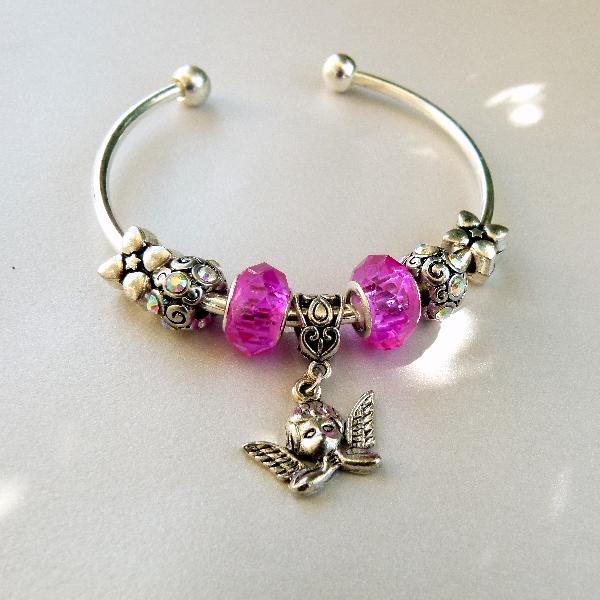 Angel Cuff Bracelet