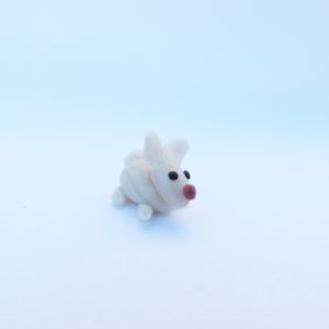 Rabbit Mini Figurine Style 1