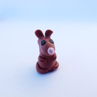 Rabbit Mini Figurine Style 3