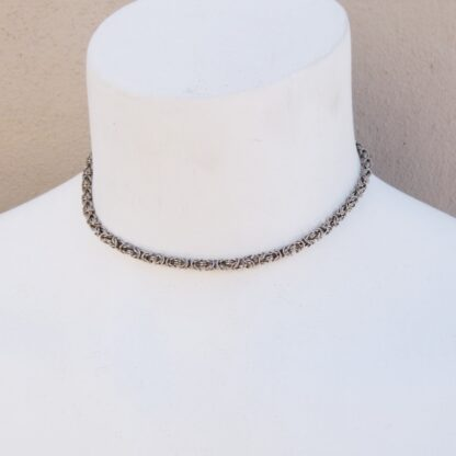 Choker Chainmaille Necklace