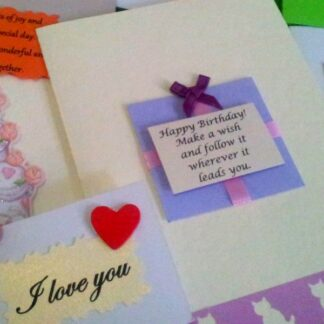 Greeting Cards & Gifts Tags