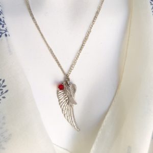 Angel Necklace with Meaning